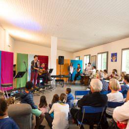 salle de concert à Genève, salle de cours à genève, cours de chant à genève
