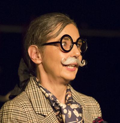 La Troupe – class with a show