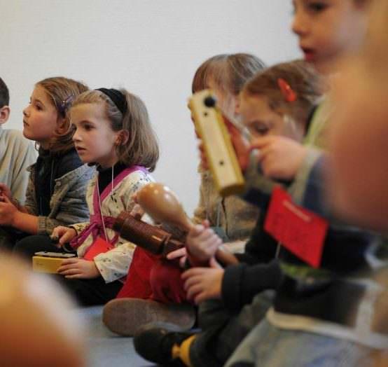 Children tales in music