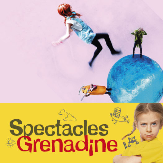 Jerrycan, Piano Poubelle, Spectacle Grenadine