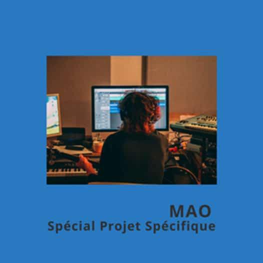 MAO, spécial projet spécifique